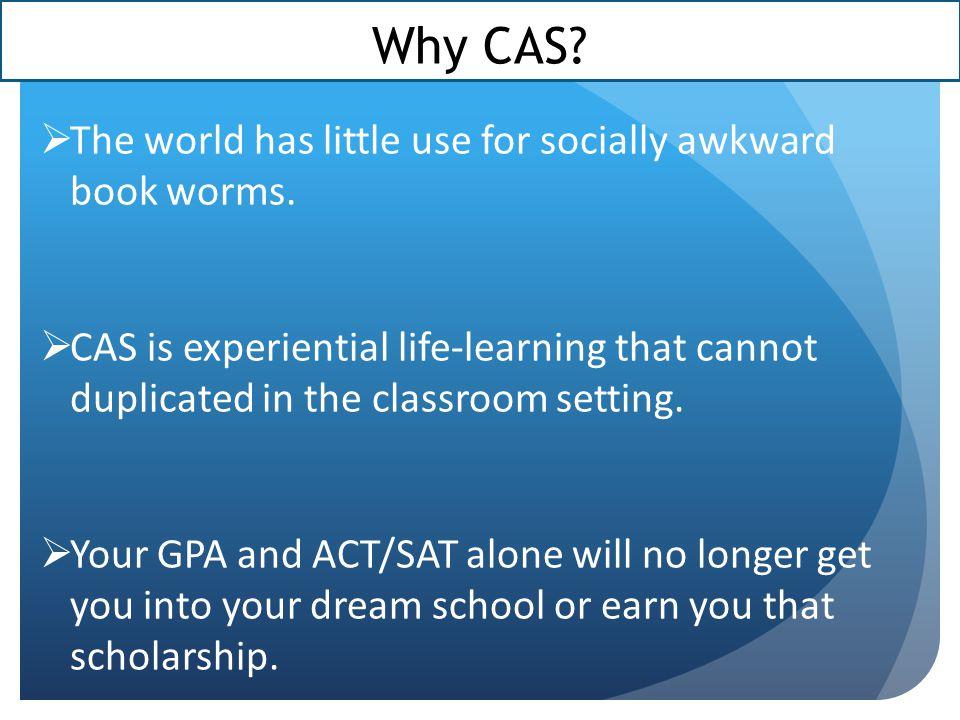 CAS Interview Dates & Rubrics Five meetings: September of Junior Year December of Junior Year (Ext.