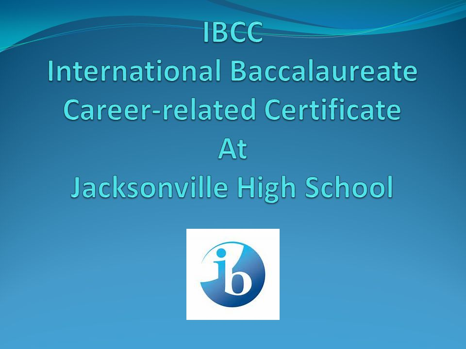 Why IBCC.IB is clearly academic in nature and can be very selective.