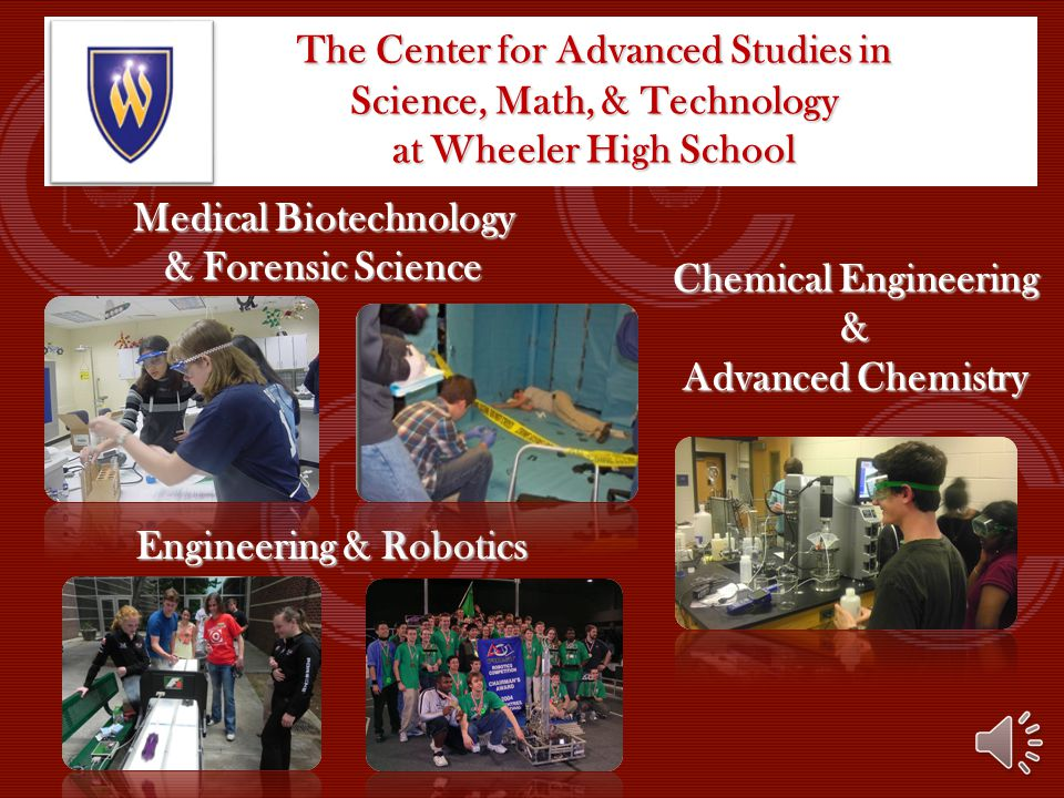 Life Sciences Life Sciences Engineering/Robotics Engineering/Robotics Physical Sciences Physical Sciences Advanced Math Advanced Math Fine Arts Minor Fine Arts Minor Kennesaw Mountain High School Academy of Mathematics, Science & Technology