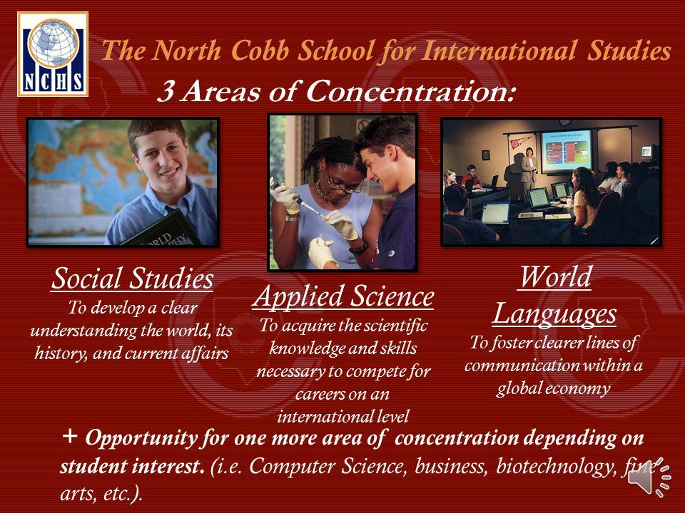 The School for International Studies North Cobb High School Kennesaw, GA