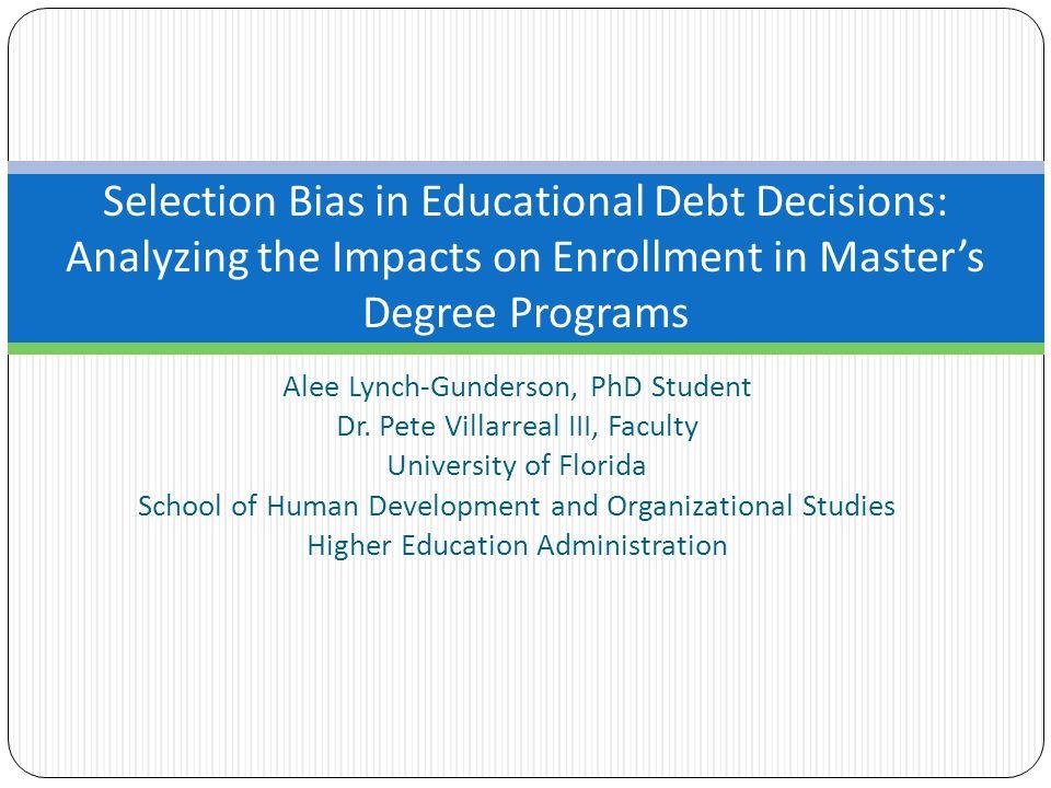 Alee Lynch-Gunderson, PhD Student Dr.