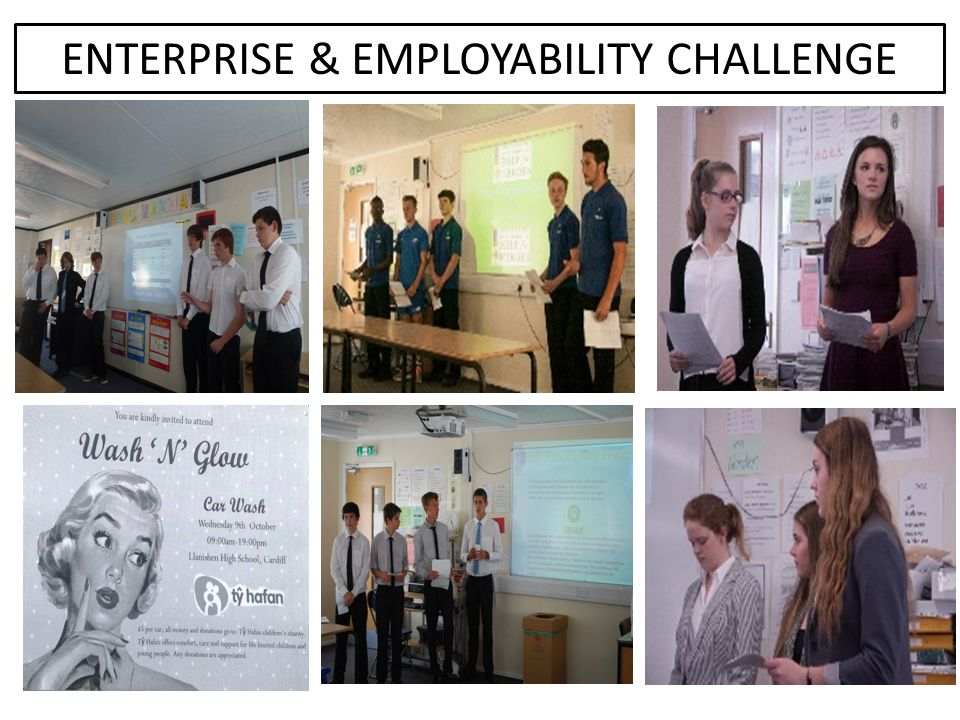ENTERPRISE & EMPLOYABILITY CHALLENGE