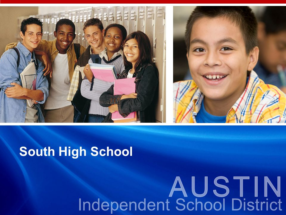Independent School District South High School