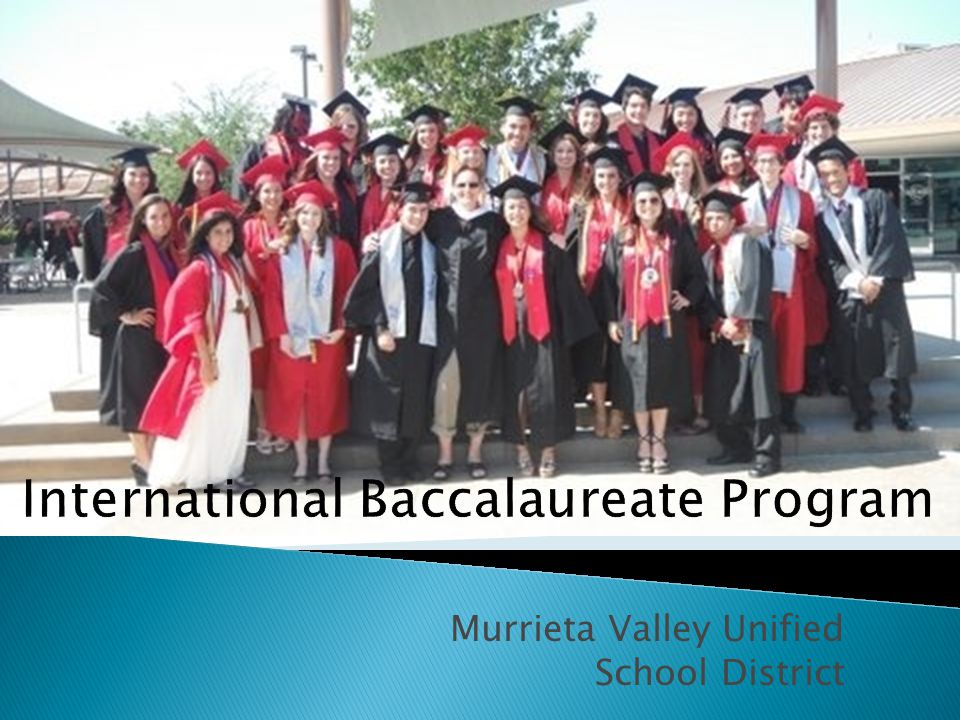 Murrieta Valley Unified School District