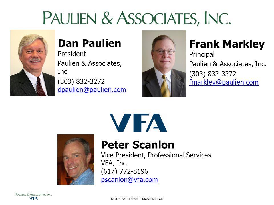 Dan Paulien President Paulien & Associates, Inc.
