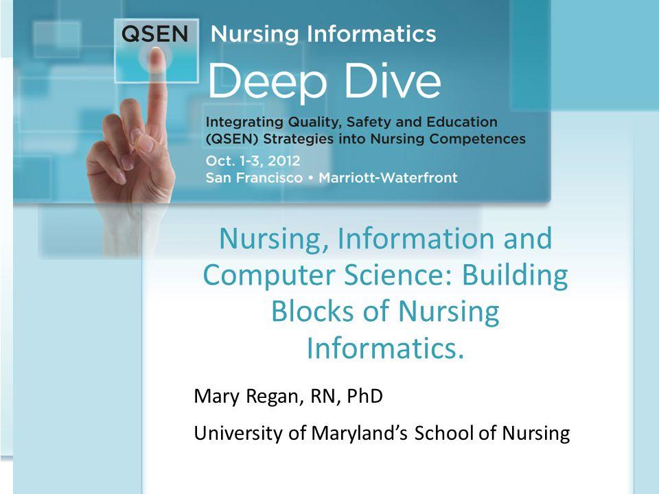 2 What is Nursing Informatics.