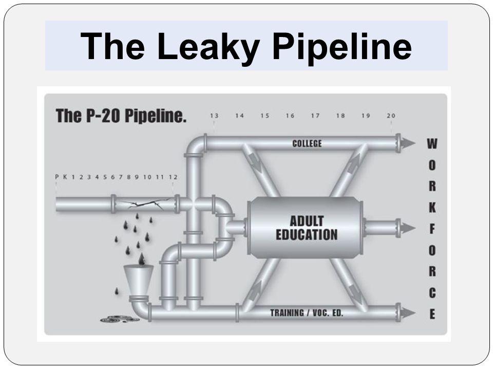 The Leaky Pipeline
