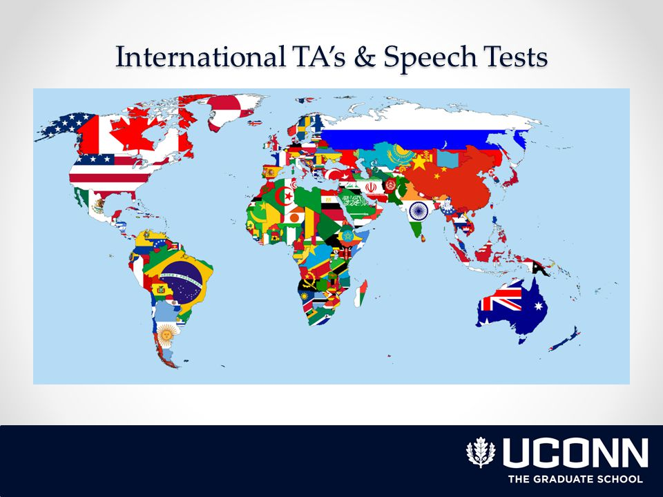 International TA's Payroll Waivers To request the waiver: Email Laura Stone Must include: Students name & SA id# or Genesys Employee # The statement that if the student does not pass the speech test they will have no direct instructional contact with students.