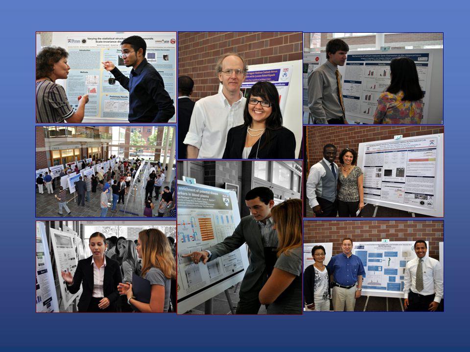2011 Annual Biomedical Research Conference for Minority Students From Left to Right: Anamaria Alexandrescu; Melissa Jarmel; Monica Thomas; Jose Vargas Muniz; Meilin Fernandez; Alejandro Arroyo Pachecho; Jesus M.