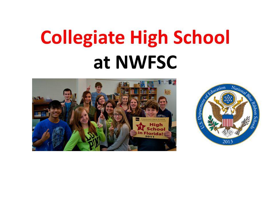 Collegiate High School at NWFSC