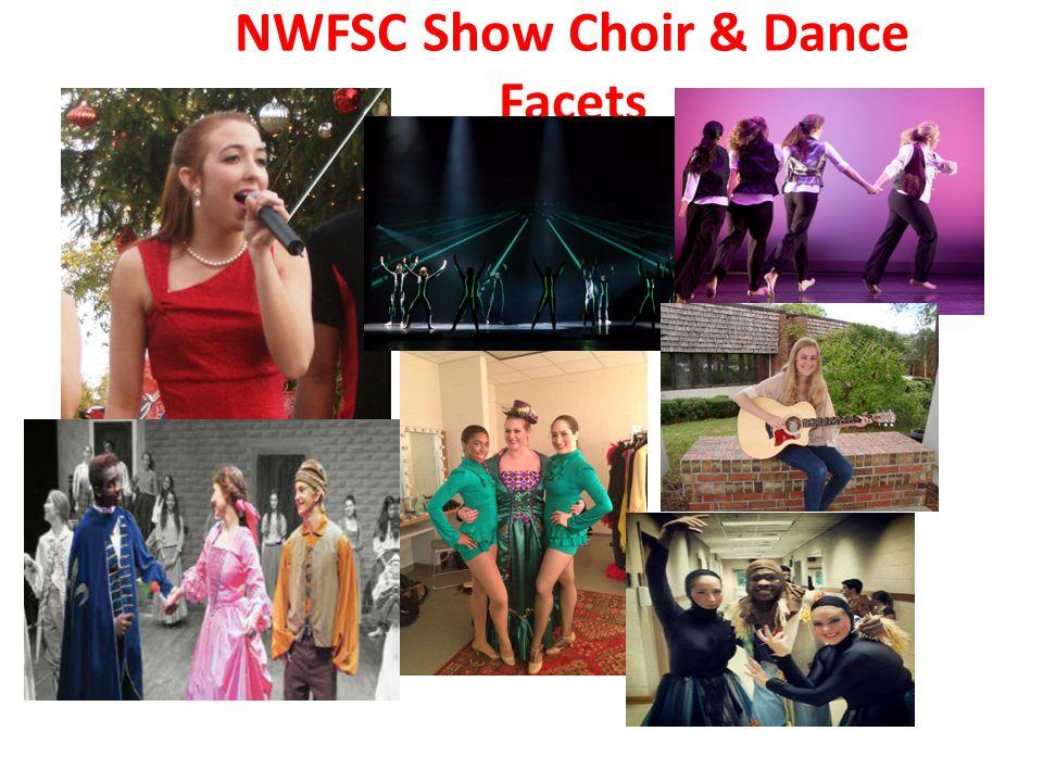 NWFSC Show Choir & Dance Facets