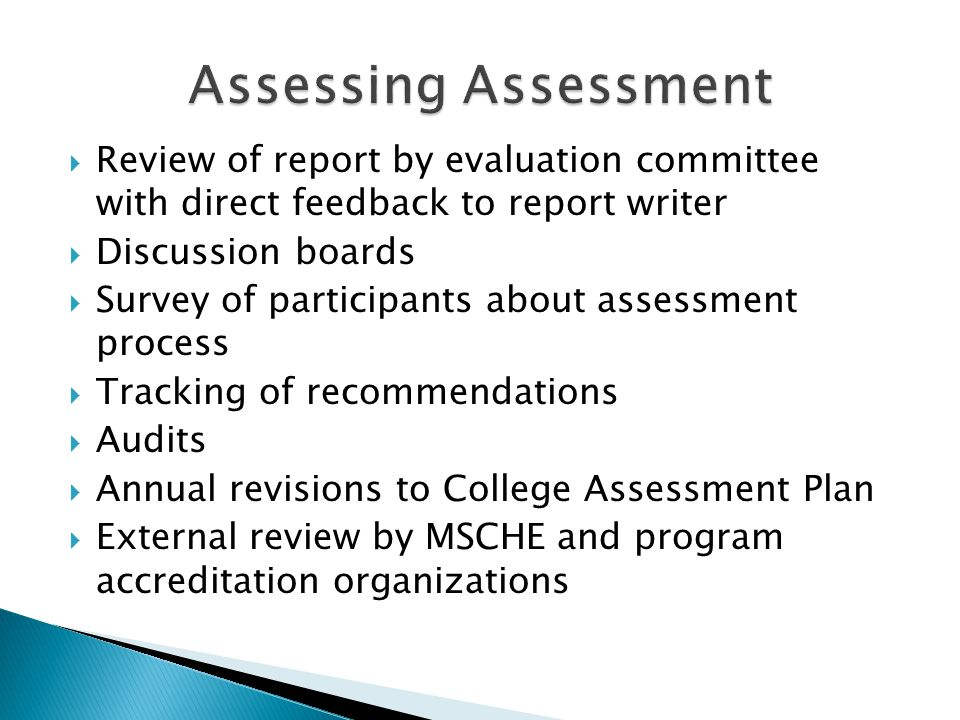  Annual Assessment Kick-Off  Refine and simplify  Resources  Research Analyst  Office of Institutional Research  Challenges of sustaining quality of assessment