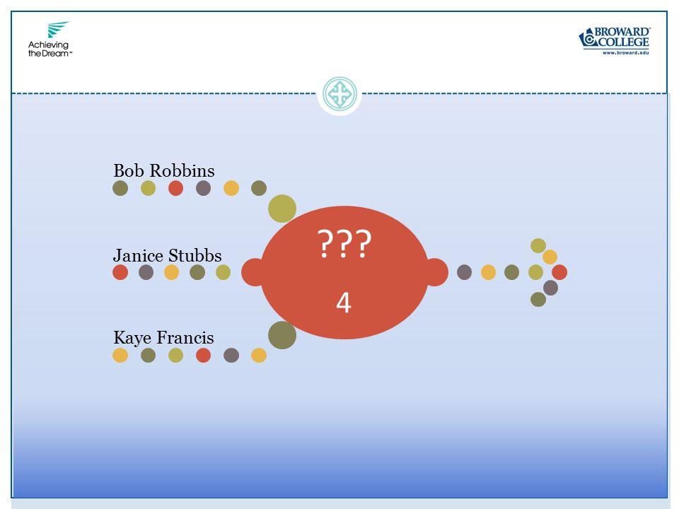 4 Bob Robbins Janice Stubbs Kaye Francis