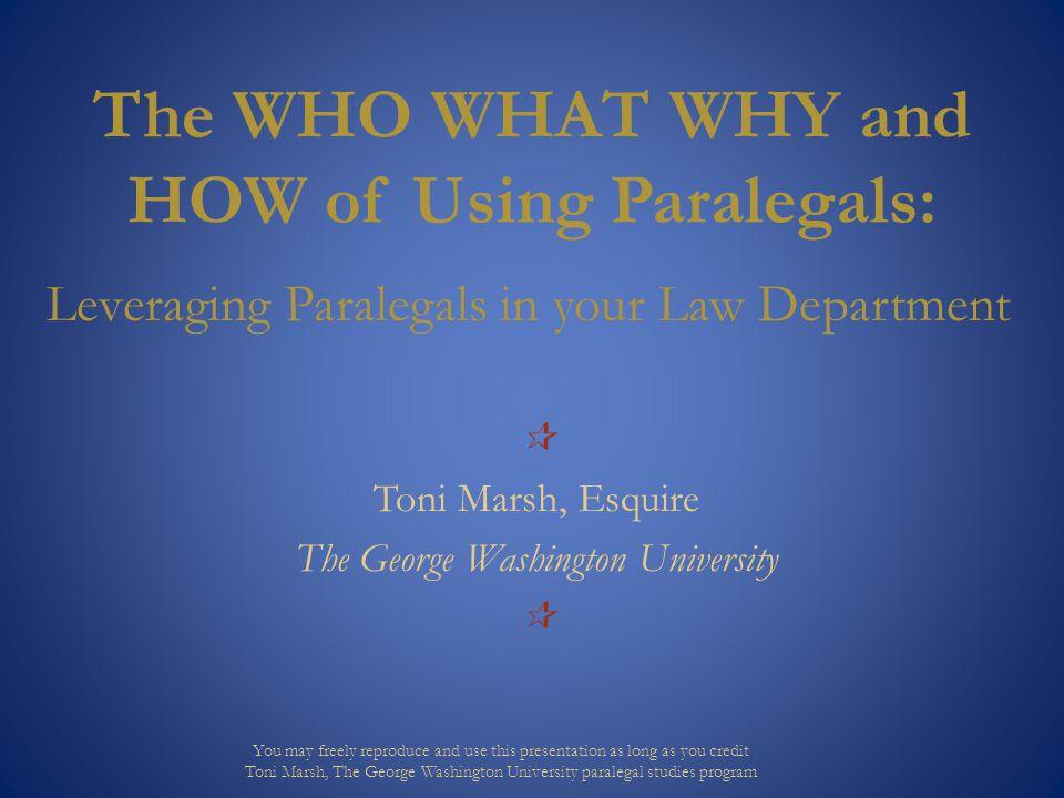 WHO is your paralegal.Who is your paralegal.