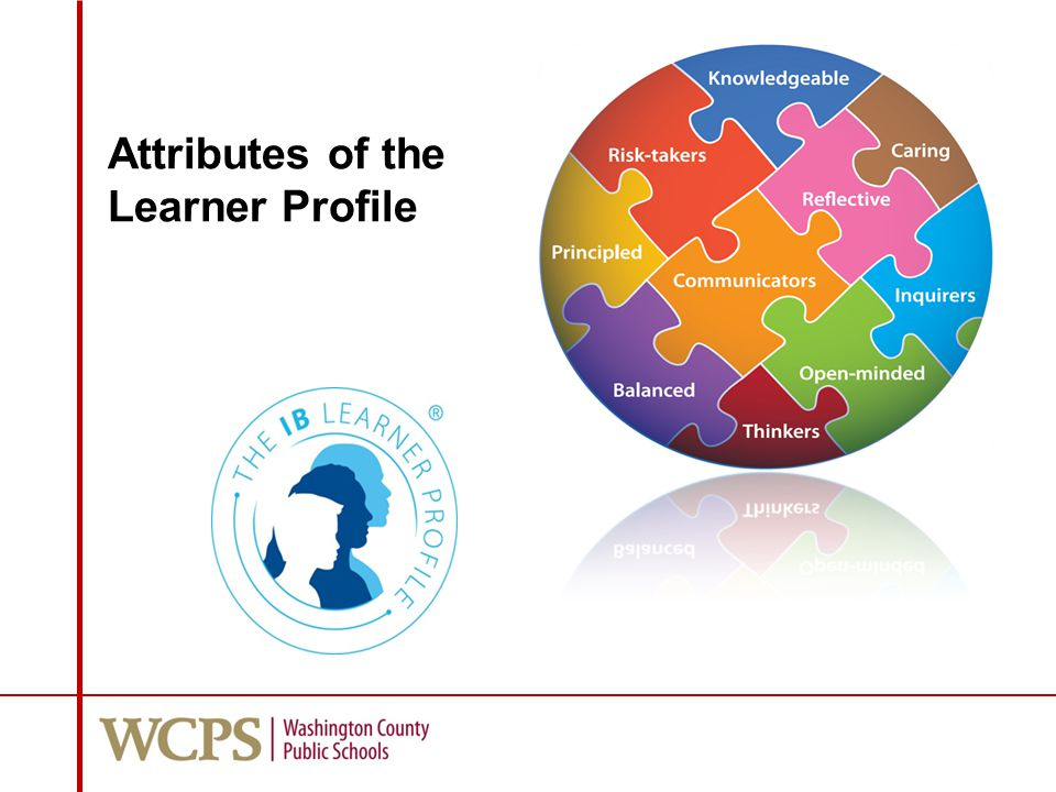 Attributes of the Learner Profile