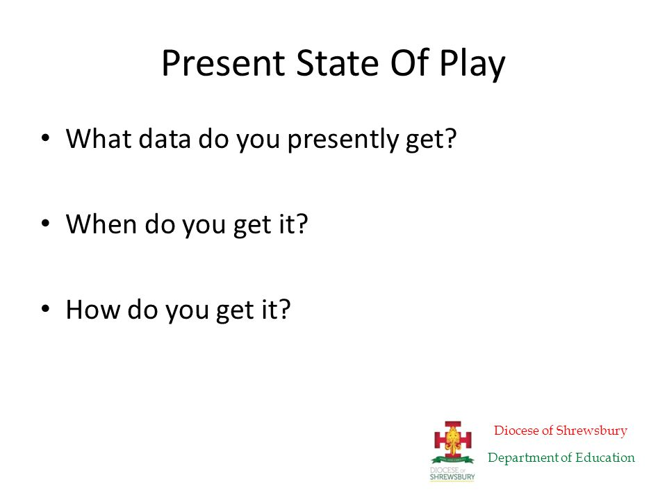 Why/How should data be used.