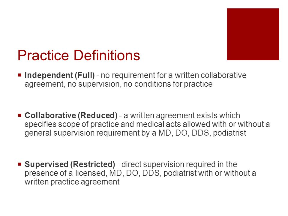 Who knows best what nurse practitioners do?
