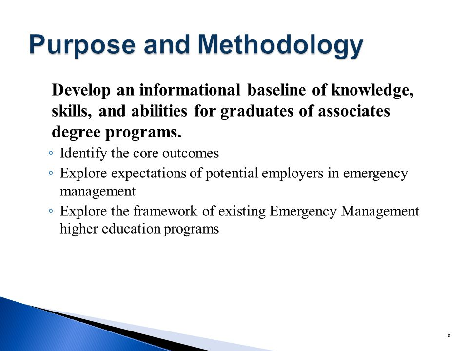 Steve Carter, M.S. Mid Atlantic Center for Emergency Management17