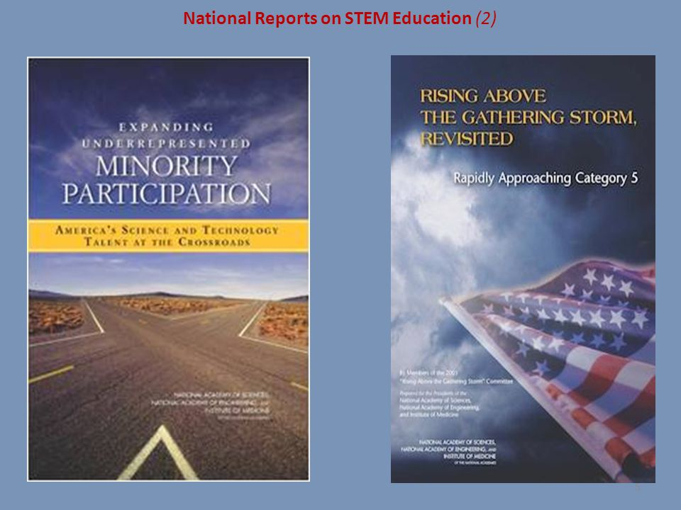 National Reports on STEM Education (2) 5