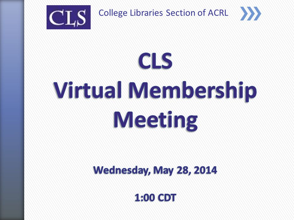 College Libraries Section of ACRL