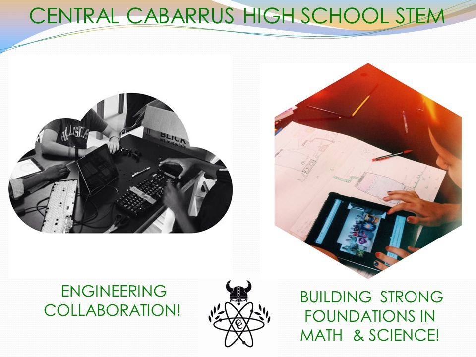 CENTRAL CABARRUS HIGH SCHOOL STEM ENGINEERING COLLABORATION.