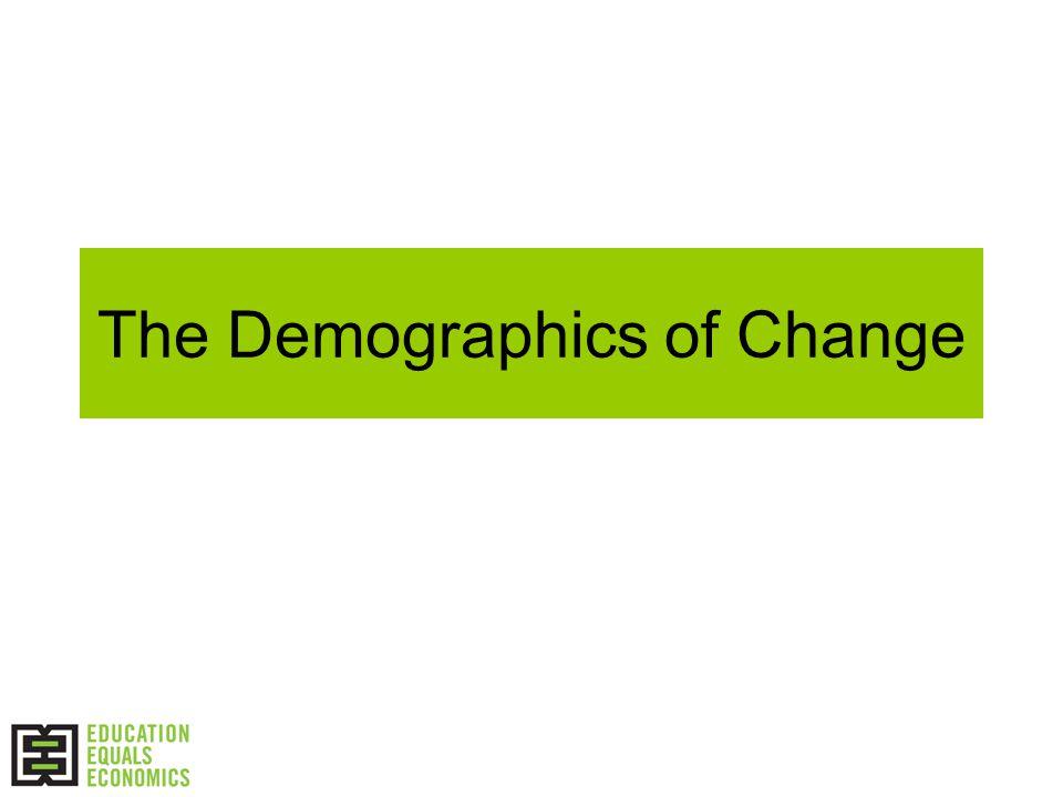 The Demographics of Change