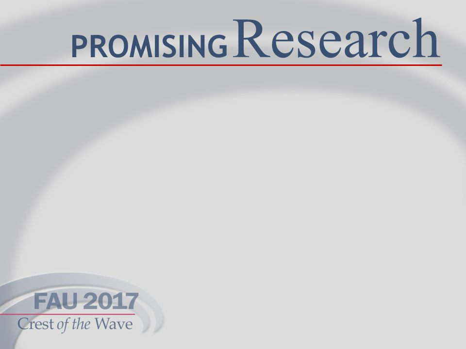 9 Research PROMISING