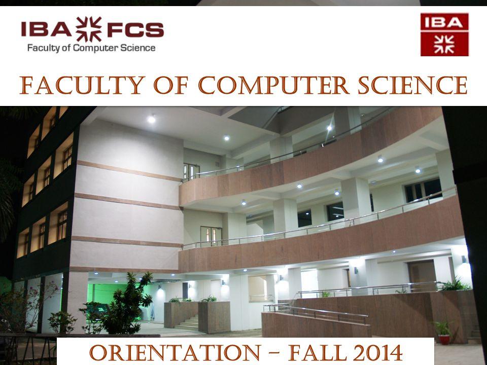 12 CS Faculty Dr.