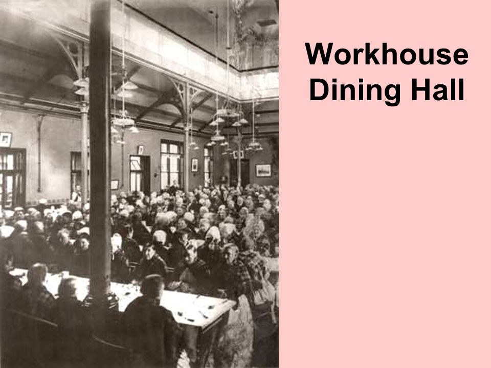 Workhouse Dining Hall