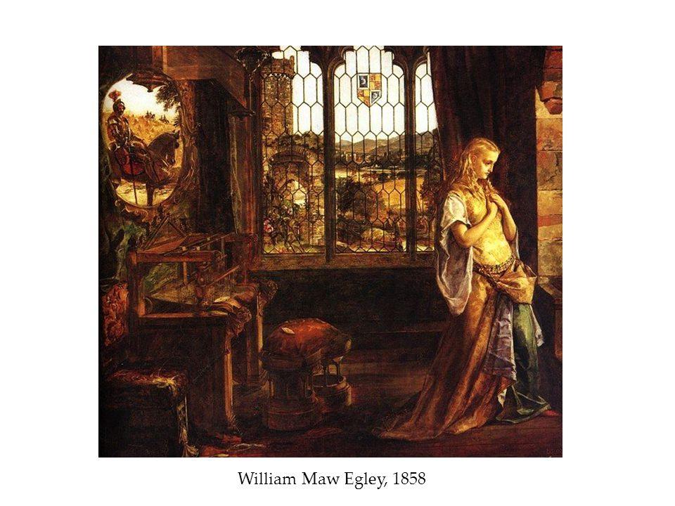 William Maw Egley, 1858