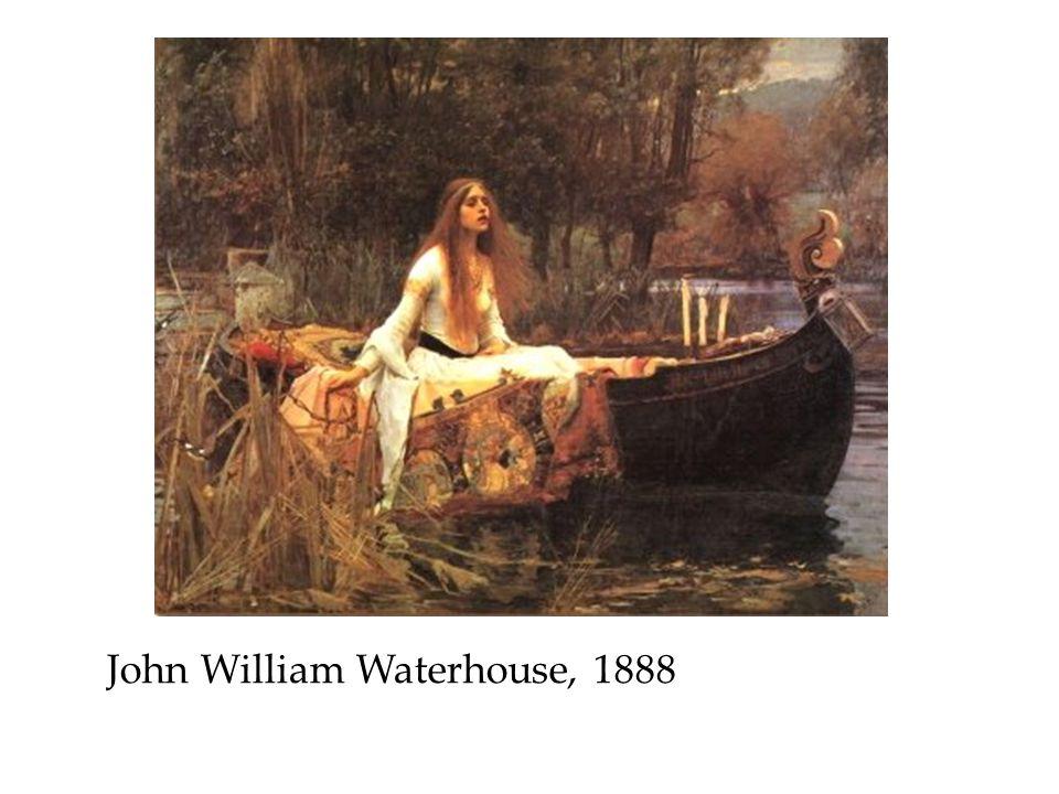 John William Waterhouse, 1888