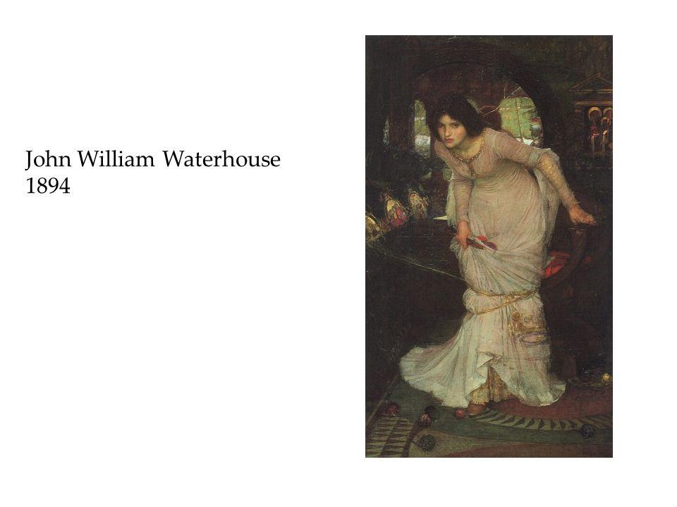 John William Waterhouse 1894