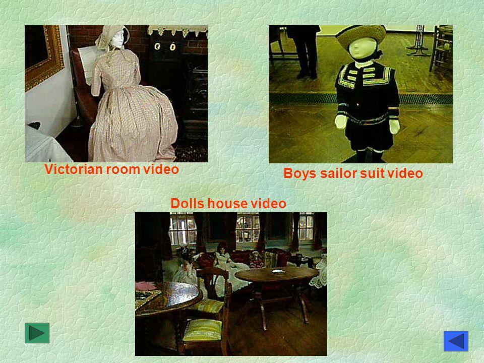 Victorian underwear Children's boots Victorian dress video
