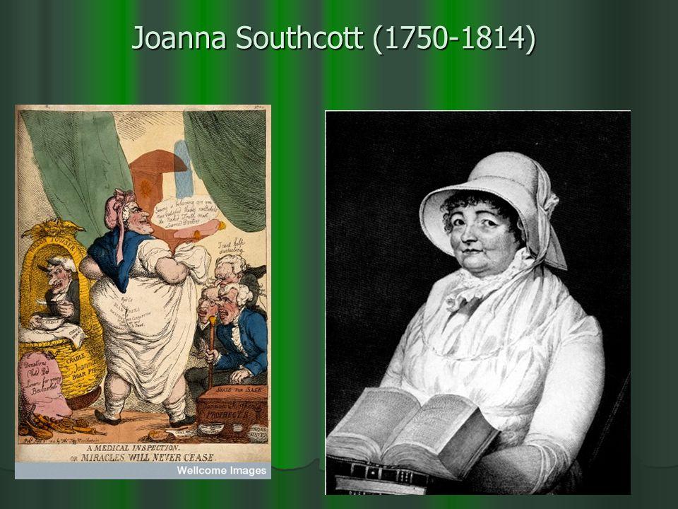 Joanna Southcott (1750-1814)