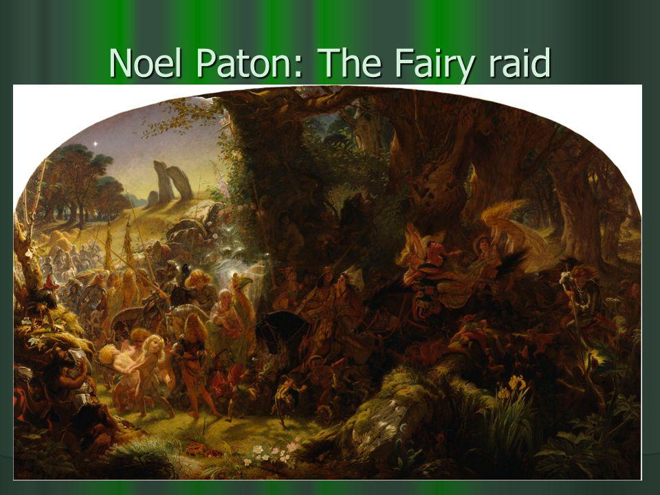 Noel Paton: The Fairy raid