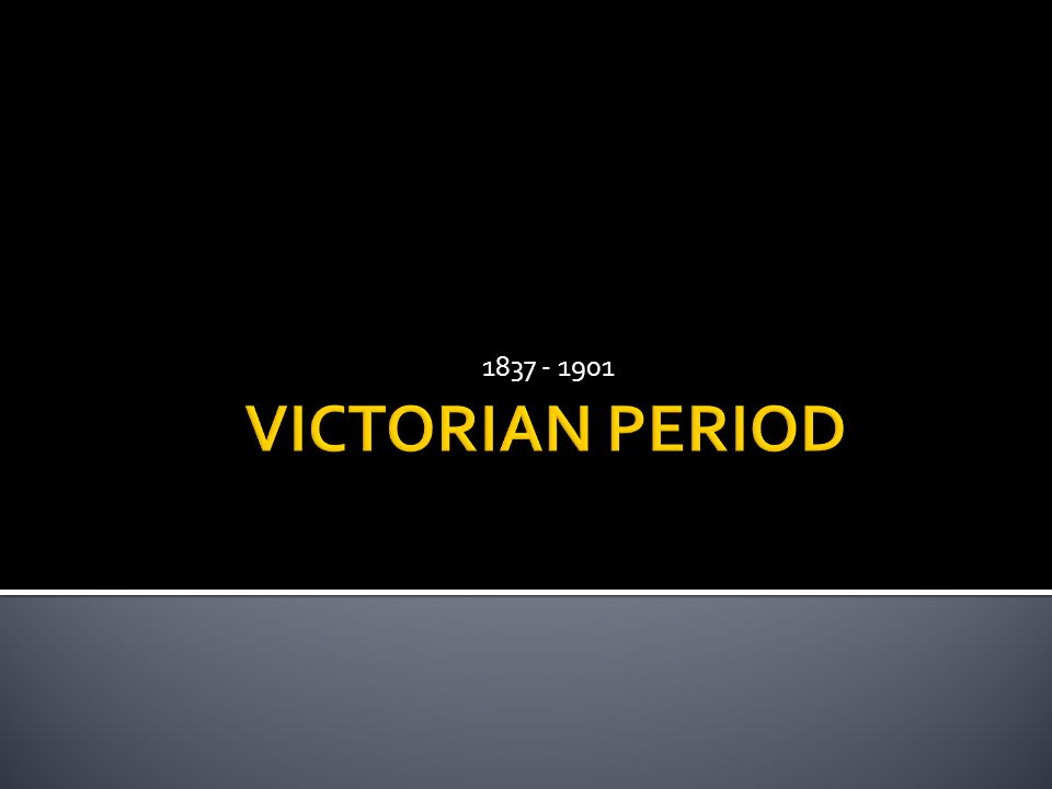 It spans over six decades of Queen Victoria's reign.