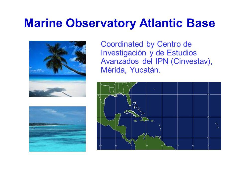 Coordinated by Centro de Investigación y de Estudios Avanzados del IPN (Cinvestav), Mérida, Yucatán.