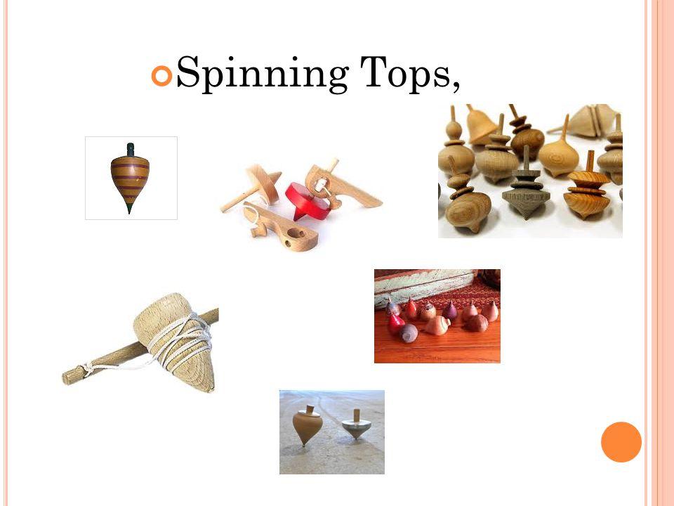 Spinning Tops,