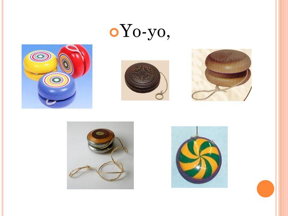 Yo-yo,