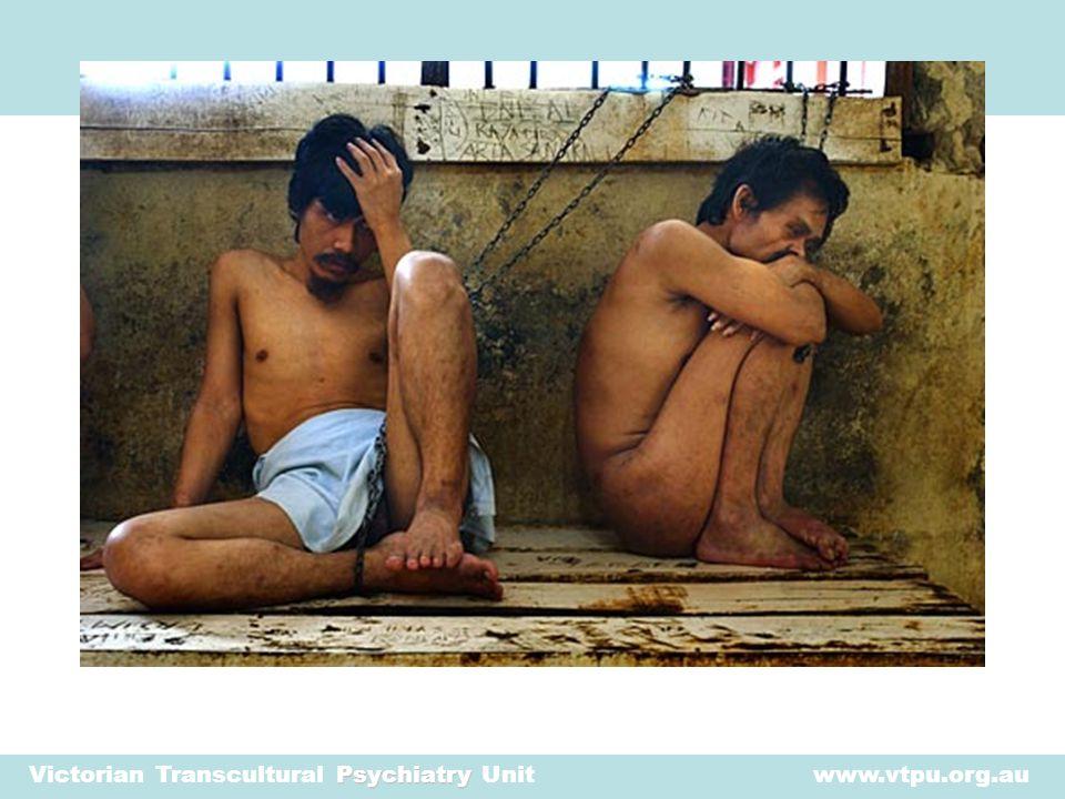 Psychiatry Victorian Transcultural Psychiatry Unit www.vtpu.org.au