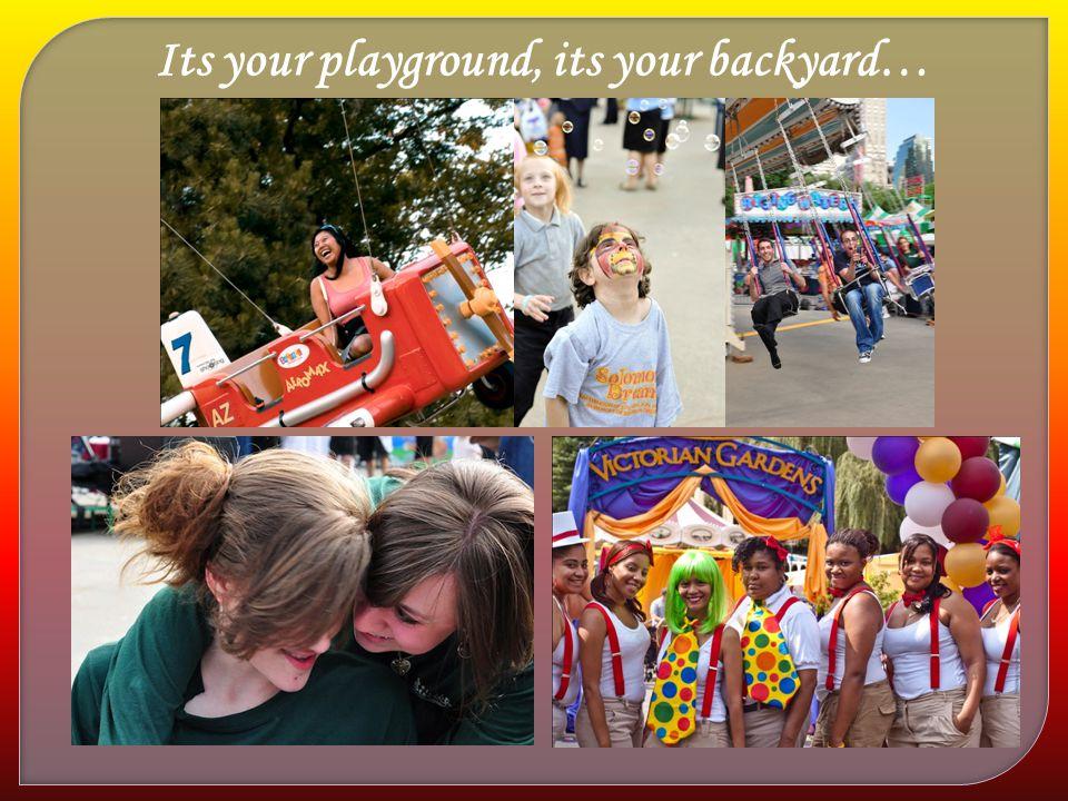 ..more than just an Amusement Park