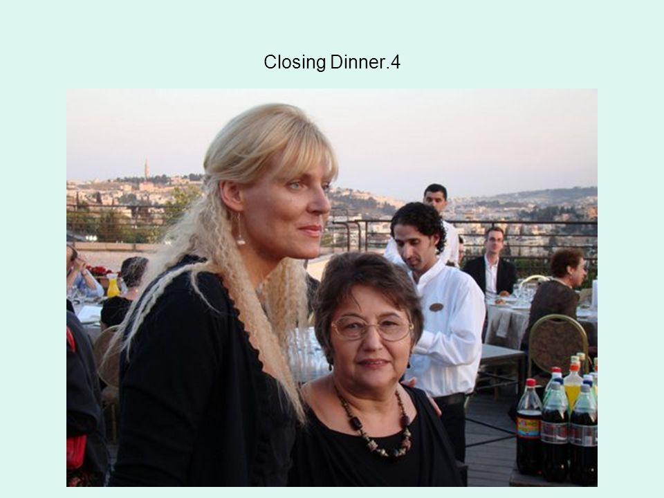 Closing Dinner.4