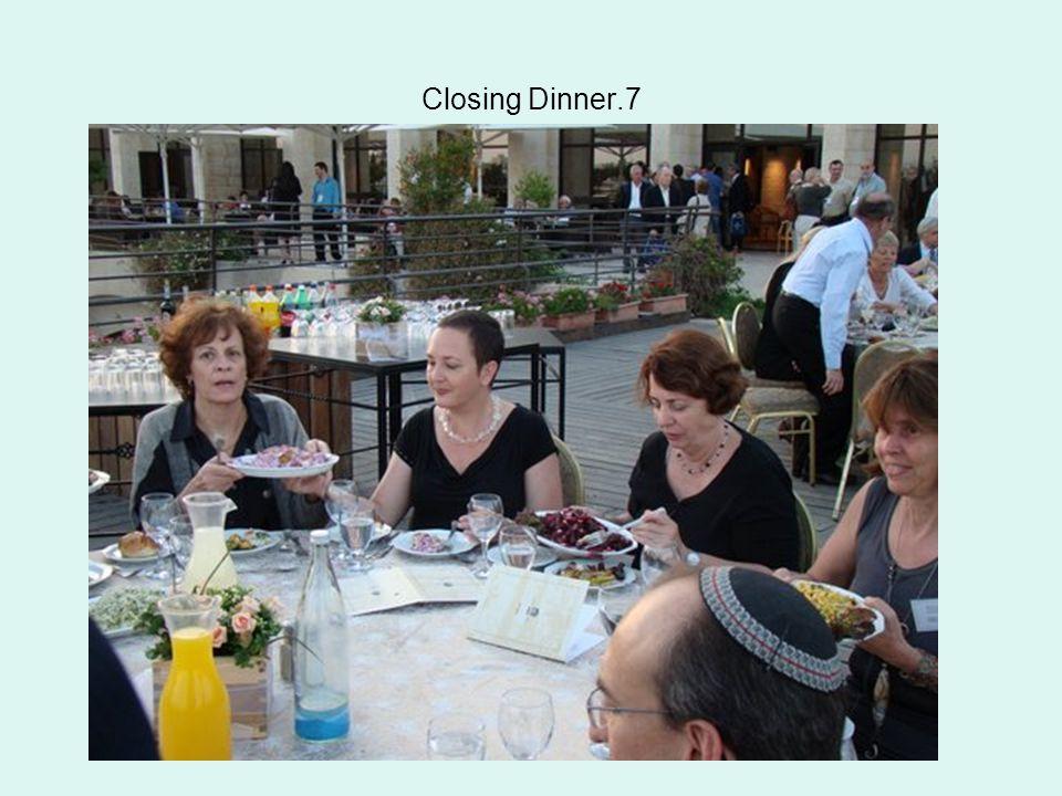 Closing Dinner.7