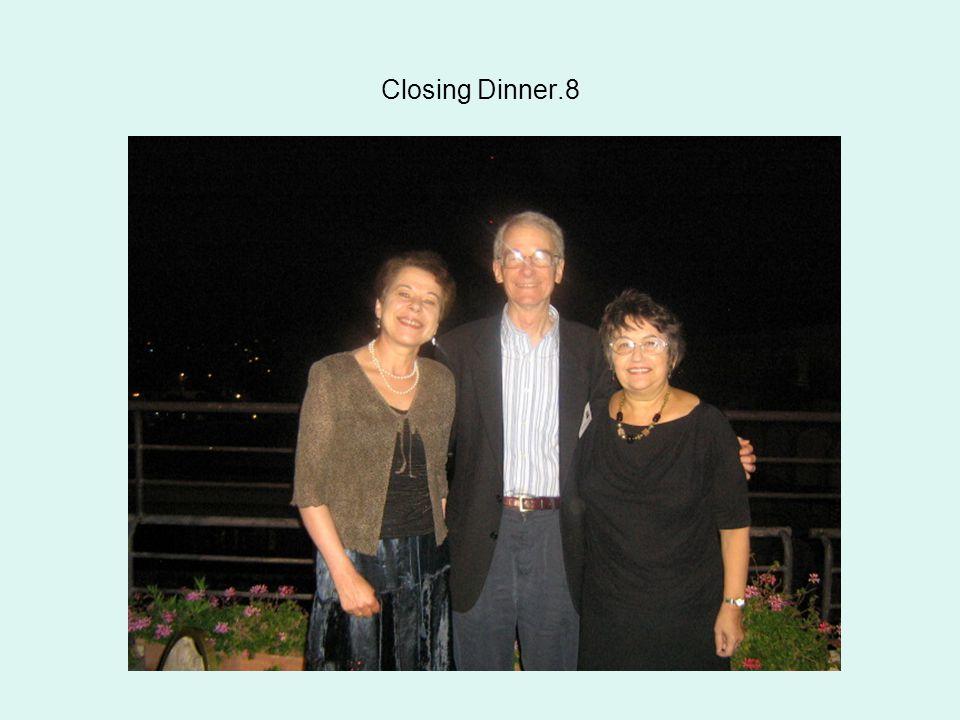 Closing Dinner.8