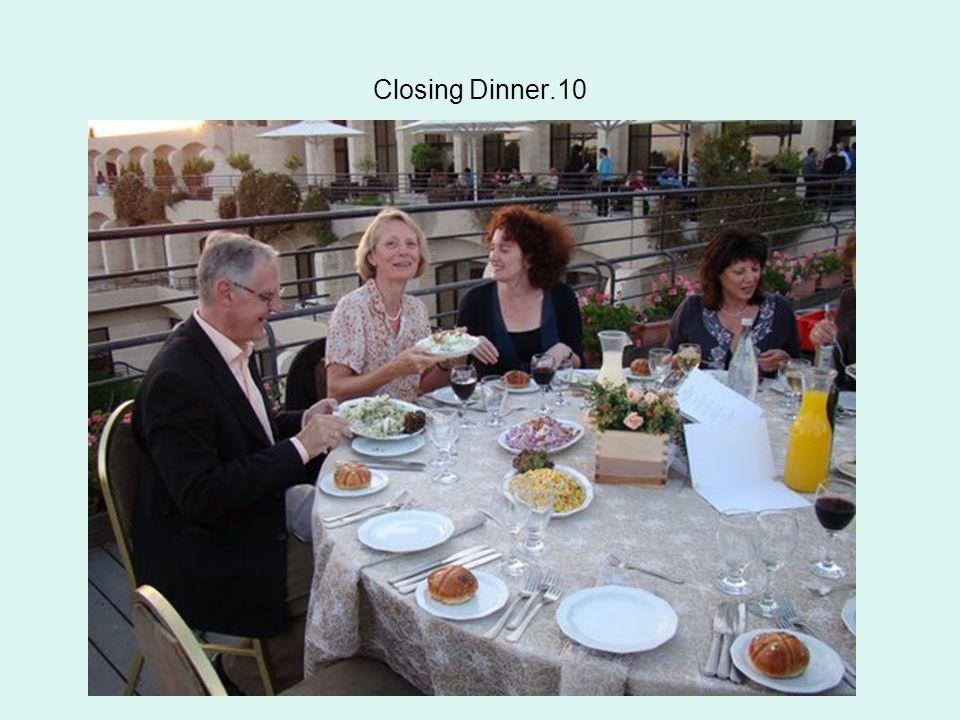 Closing Dinner.10