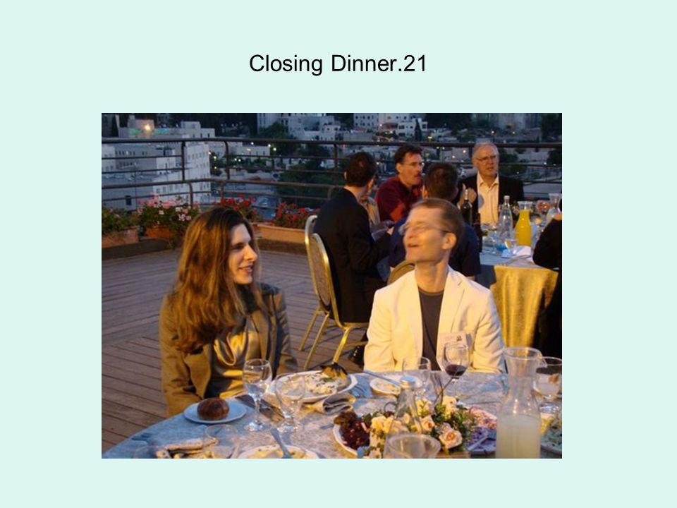 Closing Dinner.21