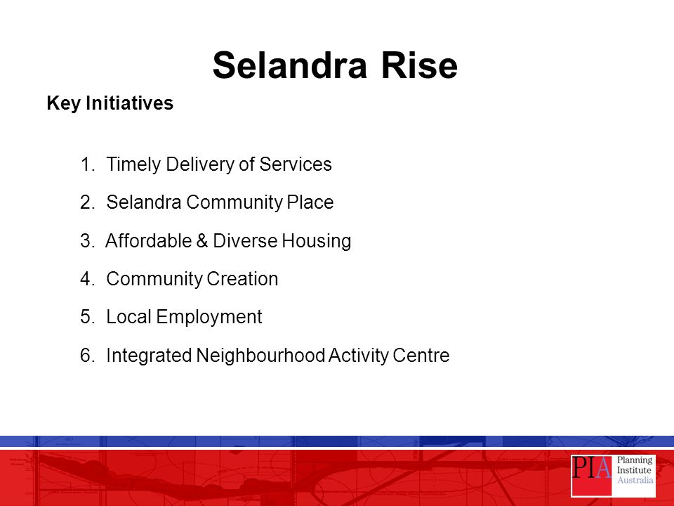 Key Initiatives 1. Timely Delivery of Services 2.