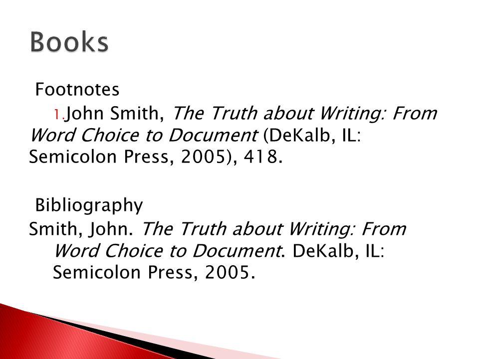 Footnotes 1.
