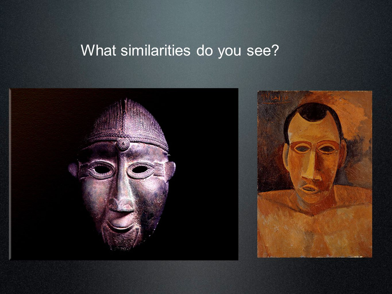 What similarities do you see