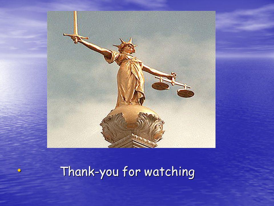 Thank-you for watching Thank-you for watching